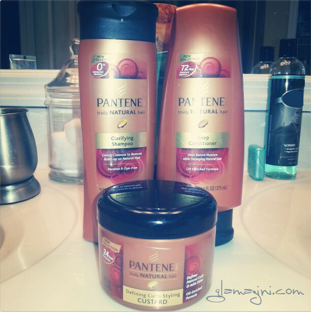 Pantene Leave In Conditioner For Natural Hair