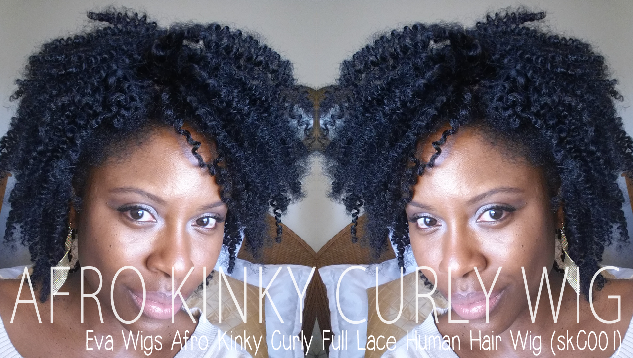 Afro Kinky Curly Wig Eva Wigs My First Wigs Collection